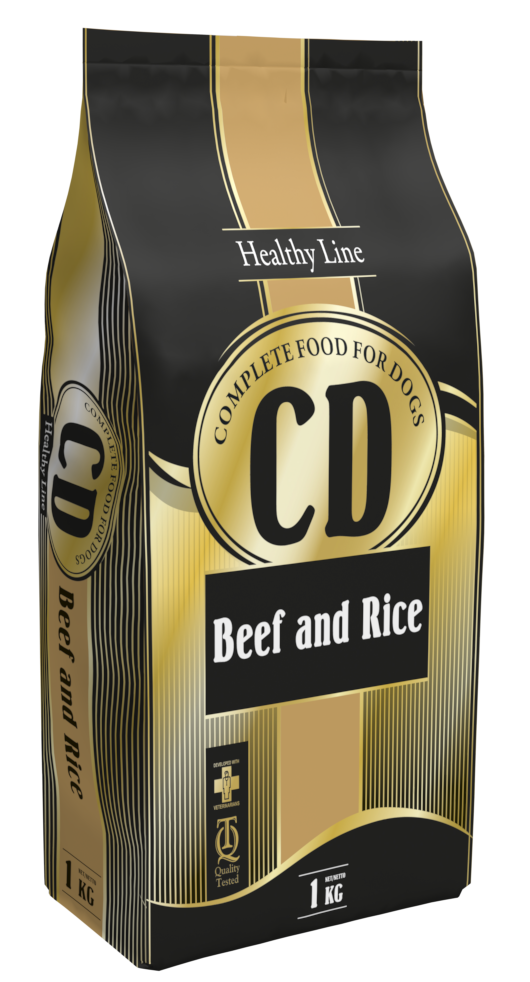 CD BEEF and RICE