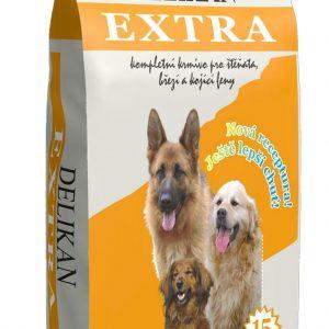 DELIKAN EXTRA száraz kutyaeledel