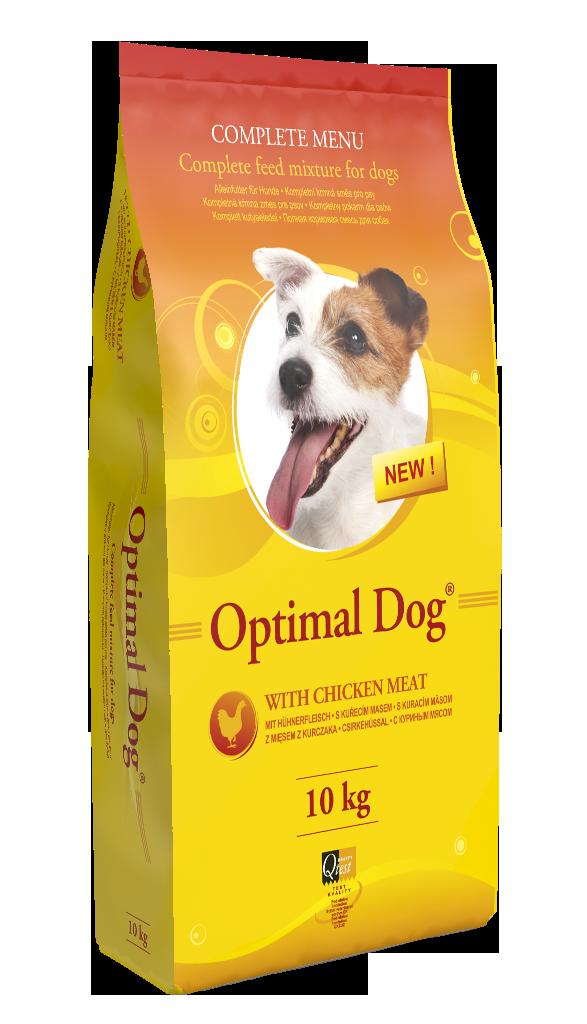 Optimal Dog Chicken (csirke)