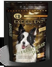 CD Excellent – Adult rabbit (Nyúlhússal)