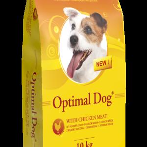 OPTIMAL DOG CHICKEN (CSIRKE)  száraz kutyaeledel