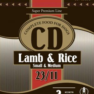 CD Lamb & Rice (Small and Medium) száraz kutyaeledel